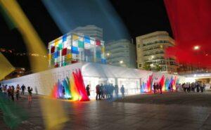La noche en blanco de Málaga